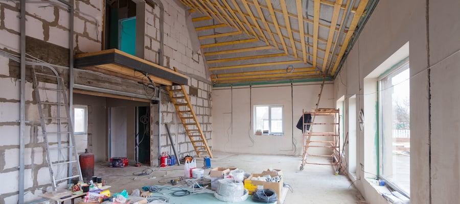 totalrenovering hus byggestrøm